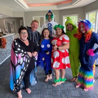 Something spooky is brewing at Davis Orthodontics. Be sure to check us out tomorrow for our next office TikTok video! #DOBraces #halloweencostume #SmileOn #tiktokdances #tiktokdance #tiktok