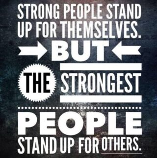 Did you know that more than half of bullying situations stop when a peer steps in to help? Take a stand and speak out against bullying. #StompOutBullying #DObraces #reportbullying #StandUpToBullying