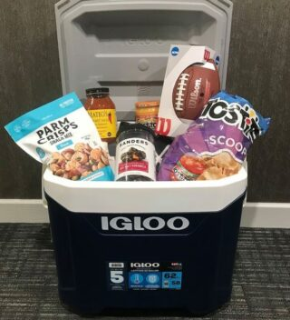 Like/follow us on Facebook, Instagram, and TikTok (dobraces) to be entered to win this cooler filled with tailgating goodies for this football season! Want another entry? Create a TikTok video showing off your smile, what you like best about Davis Orthodontics, or a fun experience at our office during your ortho appointment and tag us at @dobraces Contest Ends September 30th. #DObraces #SmileOn #FallContest
