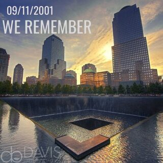 """We will never forget that day everyone's world changed. """"Today, we remember your loss. We share your sorrow, and we honor the men and women you have loved so long and so well."""" #weremember #wehonor #september11 #dobraces"""